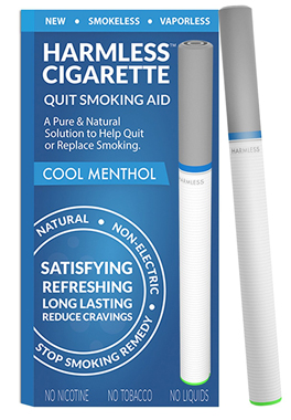 Harmless Cigarette Cool Menthol