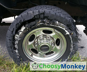 How to Sense a Tire Blowout