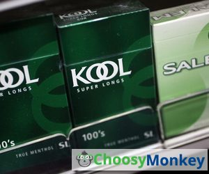 Difference Between Menthol and Regular Cigarettes