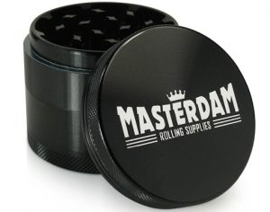 Masterdam Grinder Review – Get Your Weed Ready Perfectly