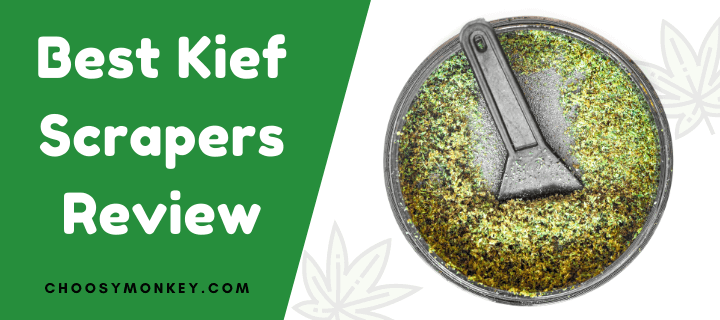 Best Kief Scrapers