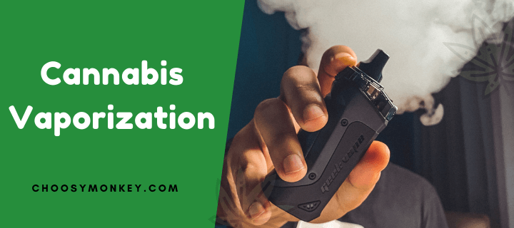 Cannabis vaporization