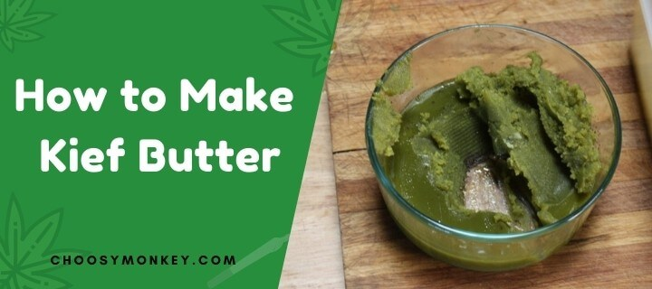 How to Make Kief Butter