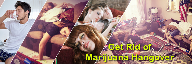 How To Get Rid of a Weed Hangover Quickly